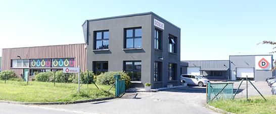 Visuel bâtiment Doselec